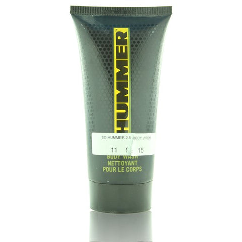 Hummer By Hummer 2.5 Oz Shower Gel For Men Unbox