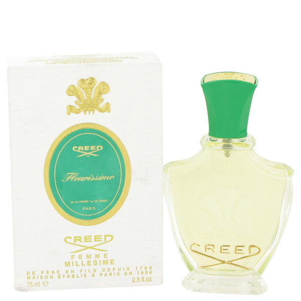 Fleurissimo By Creed Millesime Eau De Parfum Spray 2.5 Oz / 75 Ml For Women