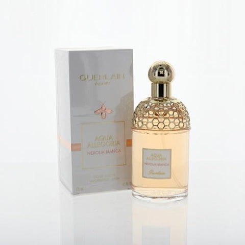 Aqua Allegoria Nerolia Bianca By Guerlain 4.2 Oz EDT Spray For Women Box