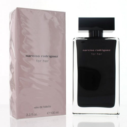 Narciso Rodriguez By Narciso Rodriguez 3.3 Oz EDT Spray For Women Box
