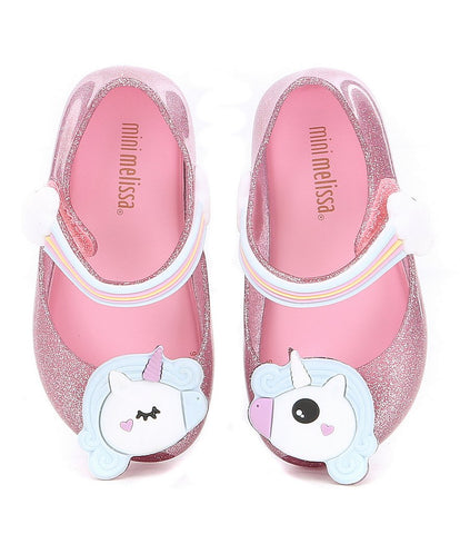 Mini Melissa Ultragirl Unicorn Shoe