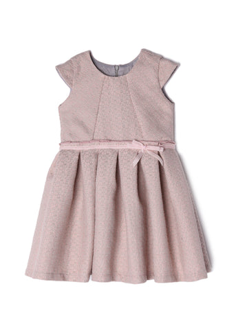 Isobella & Chloe Girl's Precious Pearl Dress