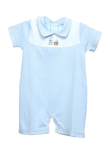 Little Threads Baby Mouse Romper