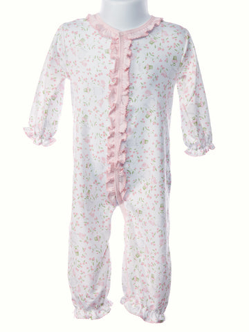 Baby Threads Girls Bird and Cage Print Converter