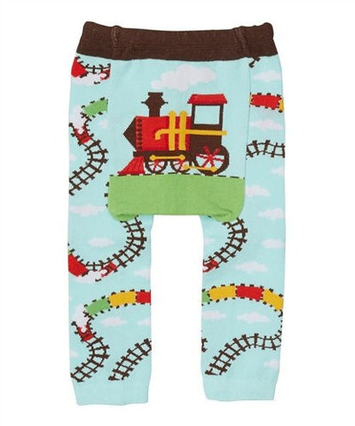 Get On Board the Happy Train Leggings