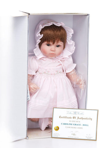 Caroline Grace Limited Edition Doll