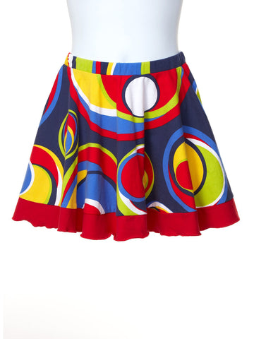 Twirly Girl Twirl Mod Skirt