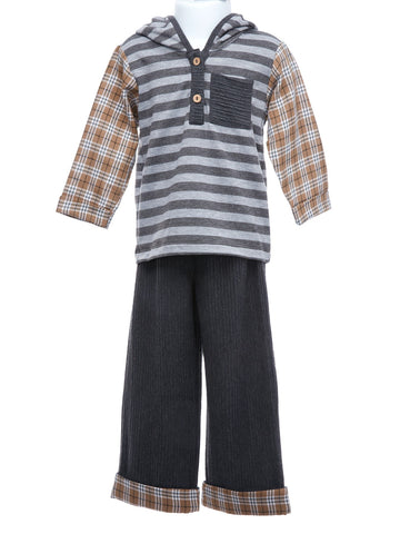 Boy's Hoodie with Pants