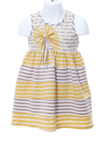 Sunshine With A Twist Dress