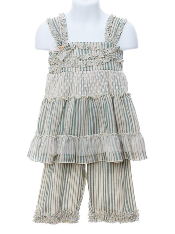 Girls Fashion Sage Angel Set