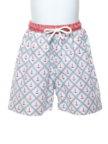 Three Sisters Anchor Boys Swimsuit