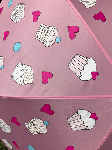 Holly and Beau Color Changing  Cupcake Umbrella