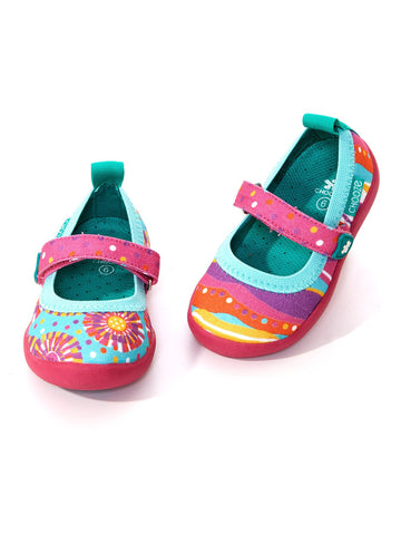 Jump Fantasy Mary Jane Shoes