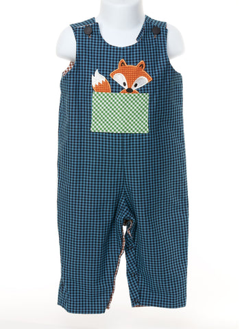 Sporty Reversible Longall Sly as a Fox/Truck with Pumpkin or Motorcycle