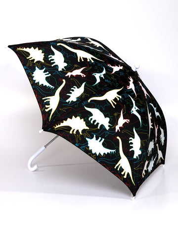 Holly and Beau Dinosaur Color Changing Umbrella