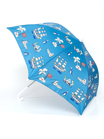 Holly and Beau Pirates Color Changing Umbrella