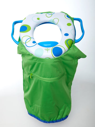 Pack 'n Potty, Safe & Sanitary Seat