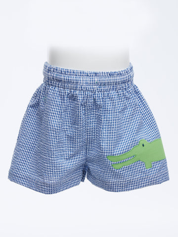 Preppy Gator Swimtrunks & Tee for Baby Boys
