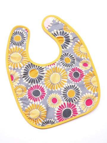 Flower Power Daisy-0 Bibs