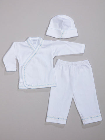 Royal Baby Three Piece Layette
