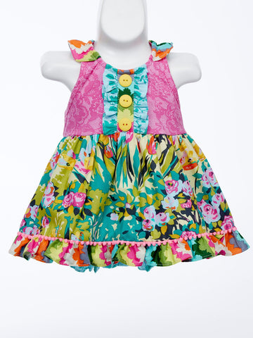 """Must Have It"" Dress & Bloomers"