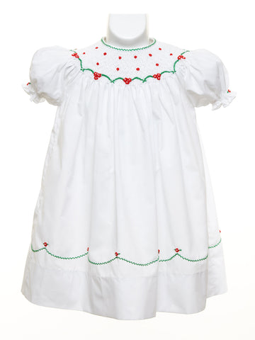 Feltman Bros. Baby Girl Holiday Bishop Dress