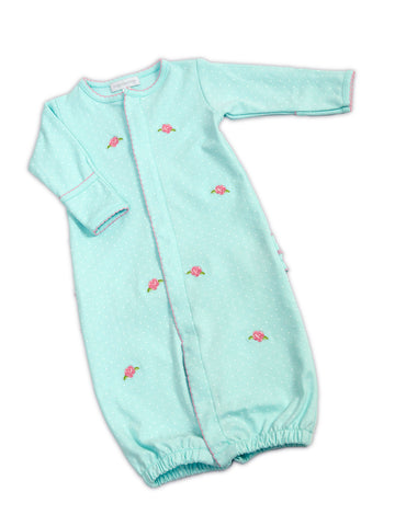 Magnolia Baby Teal Converter Gown