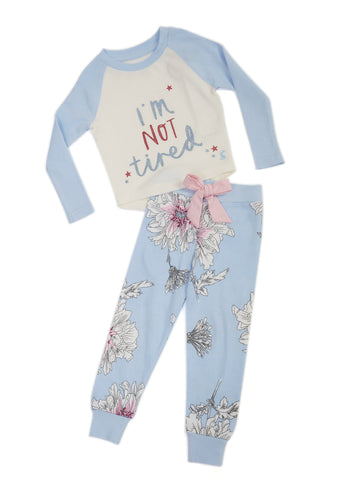 Joules I'm Not Tired Pajama Set