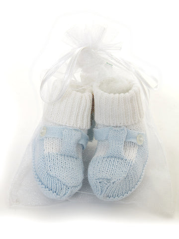 Feltman Bros. Booties for the Baby Boy