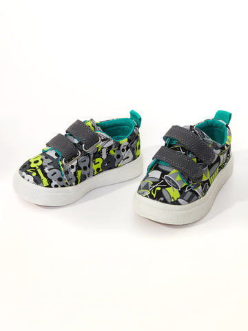 Little Choice Groove Boys Shoes