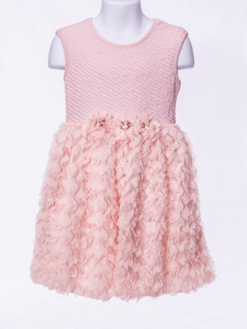 Peachy Pink Perfection Dress
