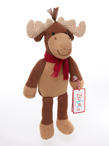 Let's Be Friends Moose Stuffed Animal