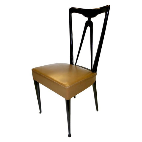 Set of 8 Chairs by Paolo Buffa