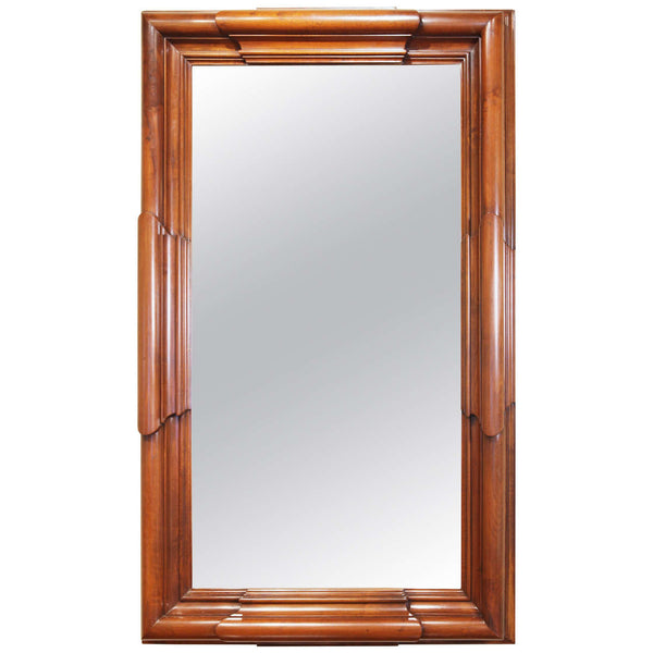 Italian Walnut Mirror