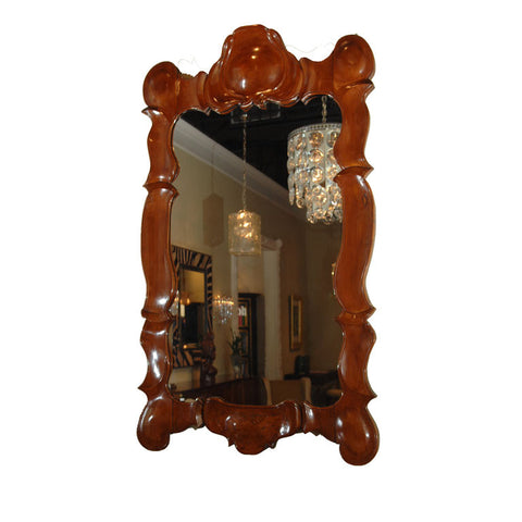 19th Century Catalonian Mirror