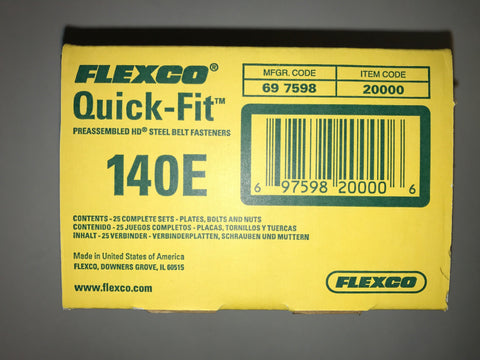 Flexco 140E Box