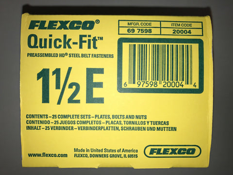 Flexco 1-1/2E Box