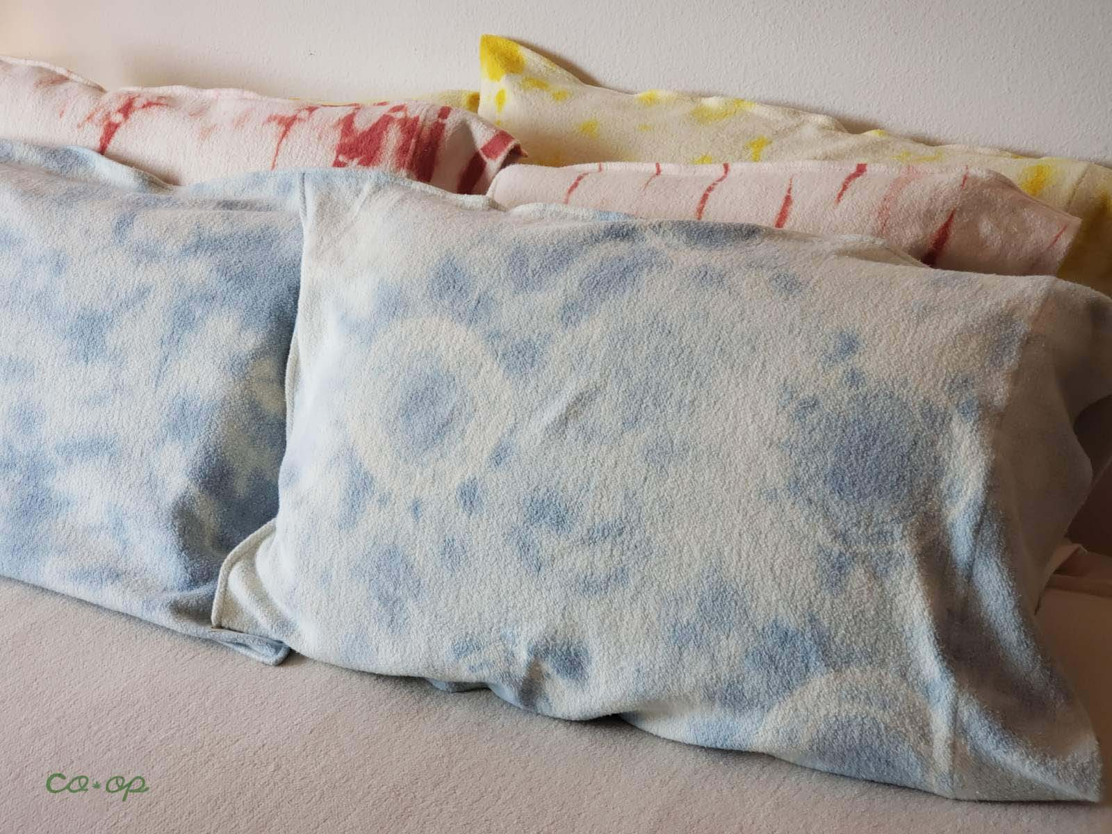 Coop Hemp Cloud Pillow Cases