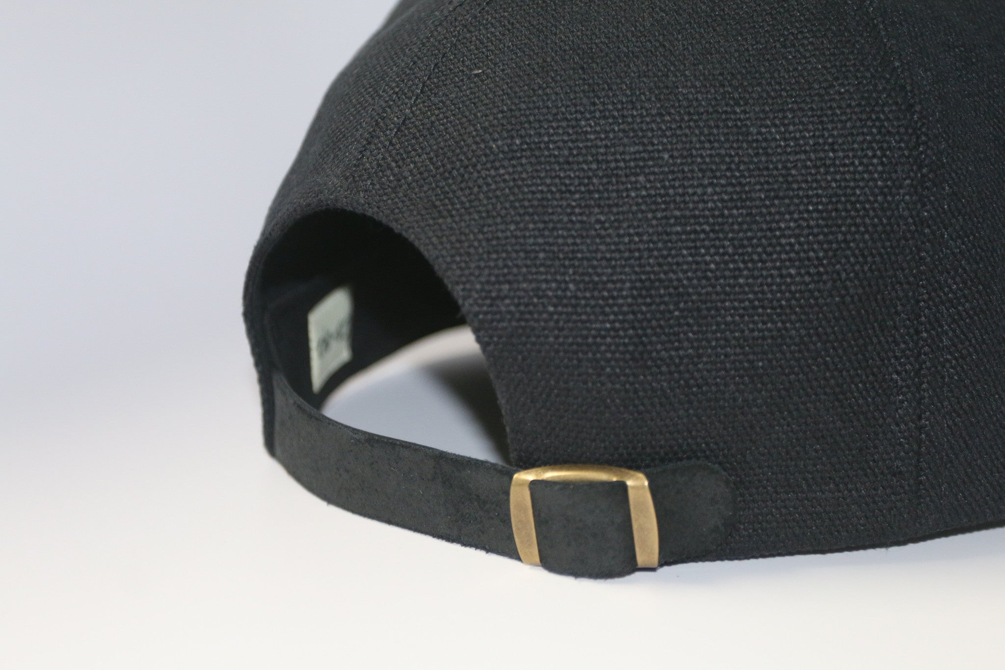 Patch Black Velcro Hemp Hat
