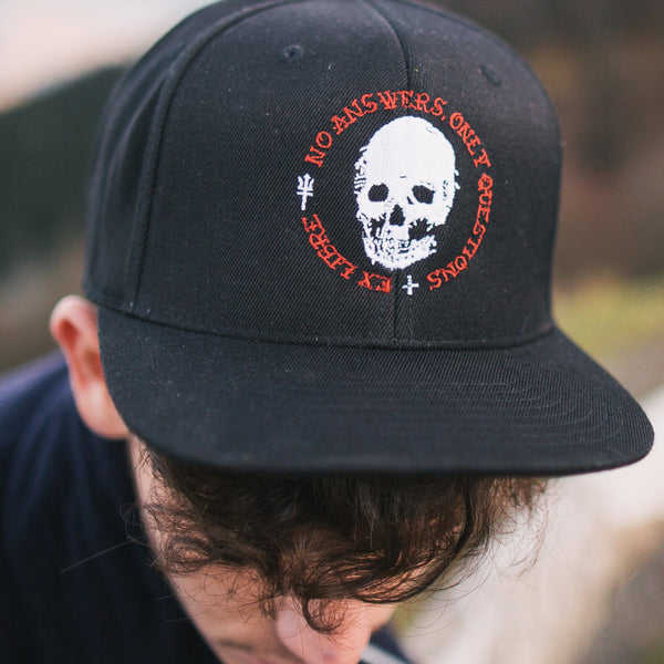 Danger Retro Trucker Cap
