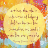 Integrating The Visual Arts into Your Curriculum
