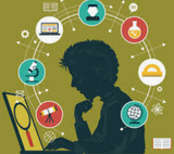 Student Engagement in K-12 Online Learning