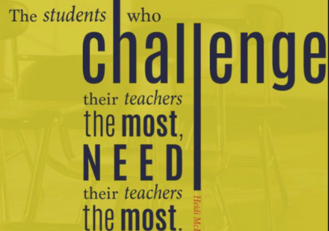 Meeting the Challenge of Challenging Students