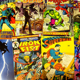 Comics: 21st Century Literature in the Classroom (6-12)
