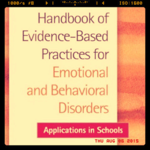 Examining Emotional and Behavioral Disorders in the School Setting