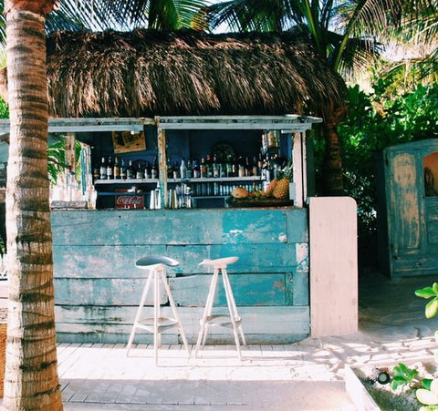 Be Tulum bar