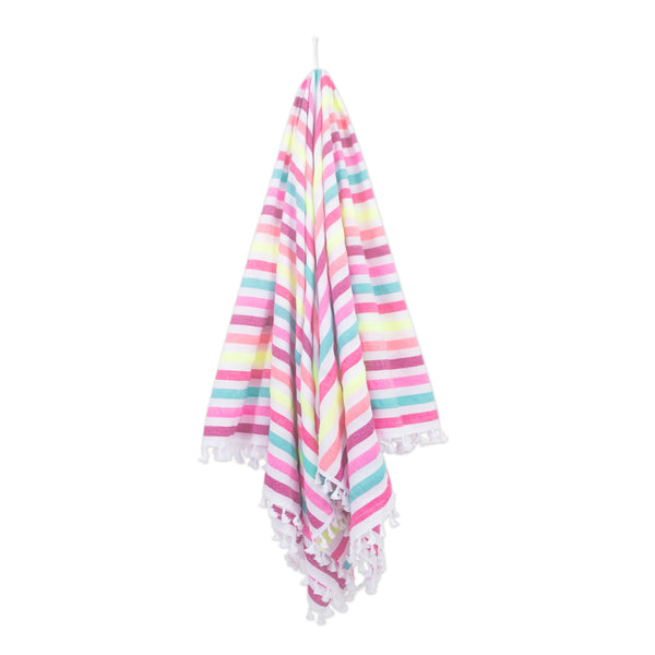 super light oversized beach towel