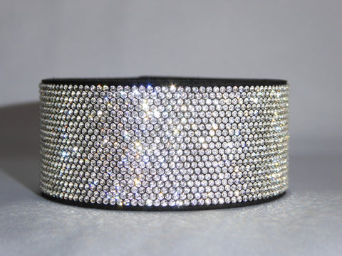 Crystal Bling Band with Swarovski Crystal