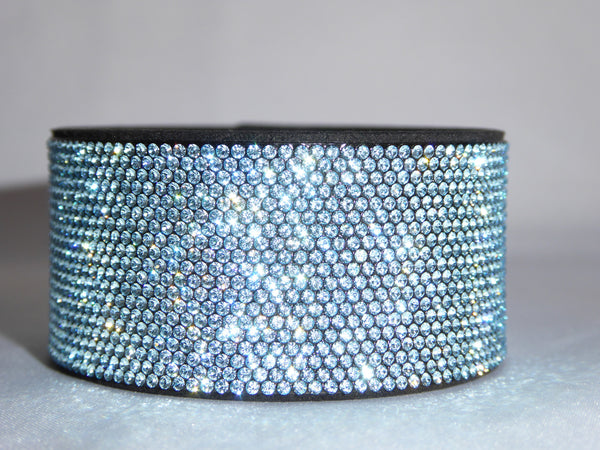 Aquamarine Bling Band