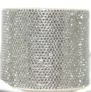Instant Bliss Micro Pavee Classic Crystal Band